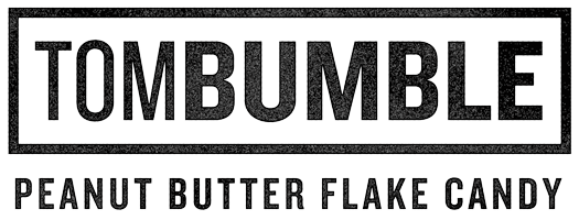 tom bumble peanut butter flake candy organic and gluten free